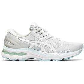 asics Gel-Kayano 27 Shoes Women, glacier grey/white